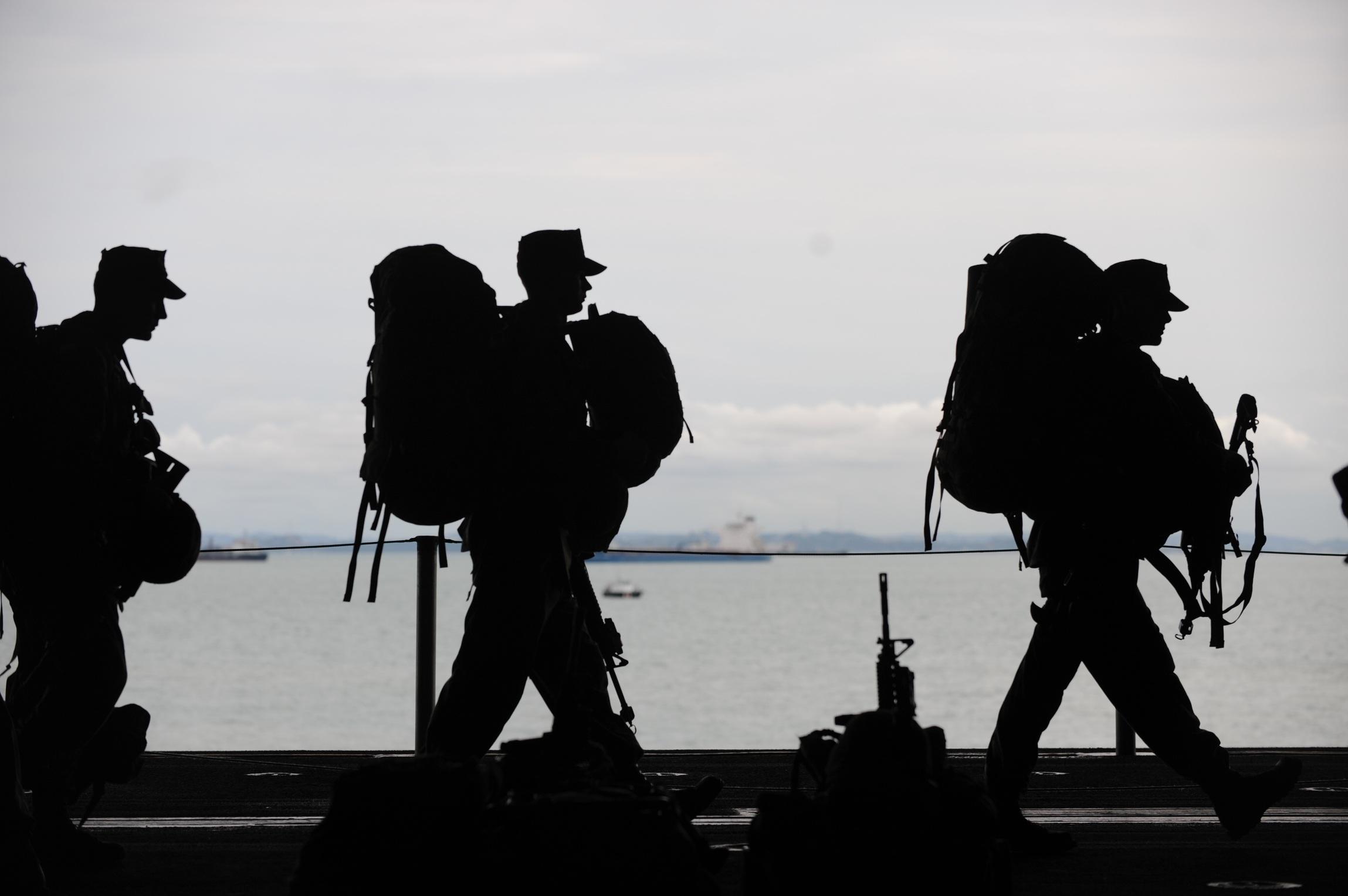 Vestigios de la Guerra Fría: Estados Unidos y Rusia. Ejemplificación en el Báltico