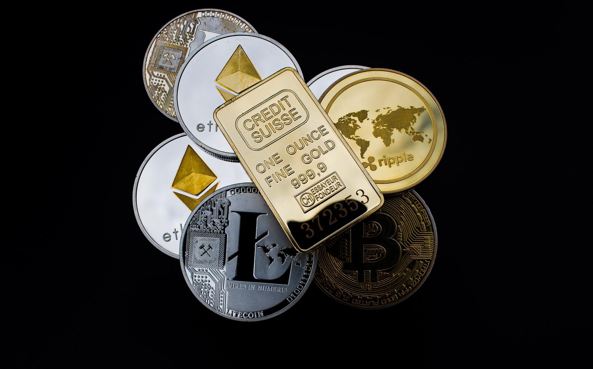¿Qué son las cryptomonedas?
