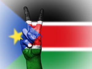 China en Sudán del Sur