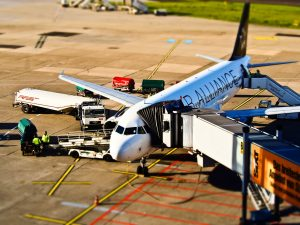 El COVID-19 en la aviación comercial