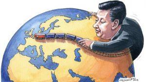 Influencia de China en la UE