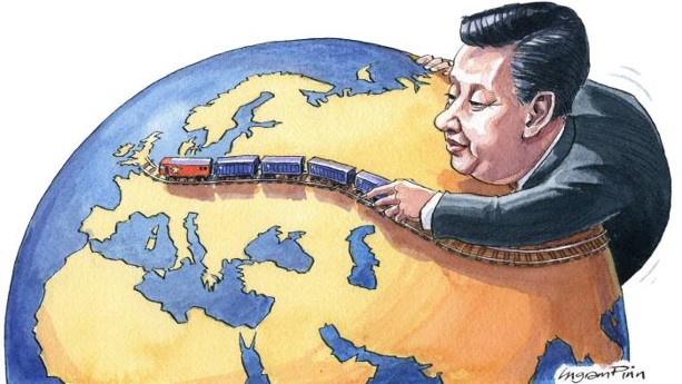 Influencia de China en la Unión Europea: La Ruta de la Seda como Caballo de Troya - Relaciónateypunto Relaciónateypunto - internacionalización de empresas