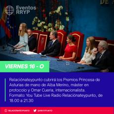 Cubrimos los Premios Princesa de Asturias 2020