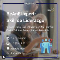Jornadas BeAnEUxpert: skills de liderazgo