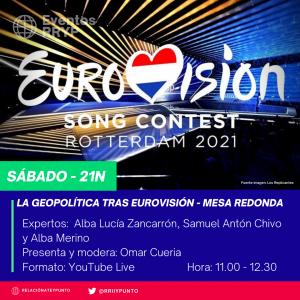 La geopolítica tras Eurovisión