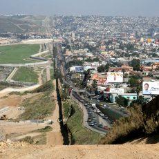 Frontera entre México y los EEUU