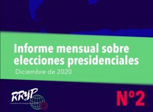 Elecciones presidenciales por el mundo diciembre
