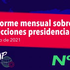 Elecciones en enero de 2021