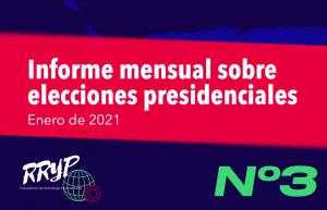 Elecciones enero 2021