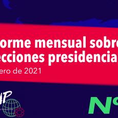 Elecciones en febrero de 2021